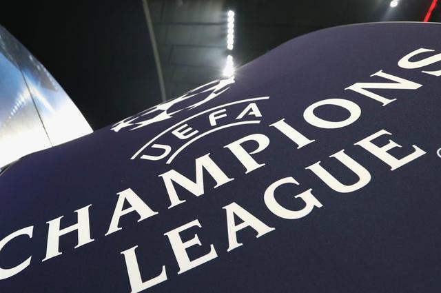 Il logo della Champions League, foto: Fonte Web