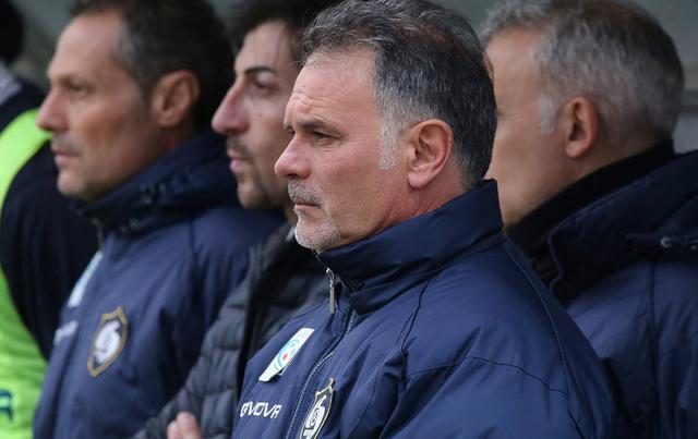 L'allenatore Giacomo Modica, foto: Stefano D'Elia