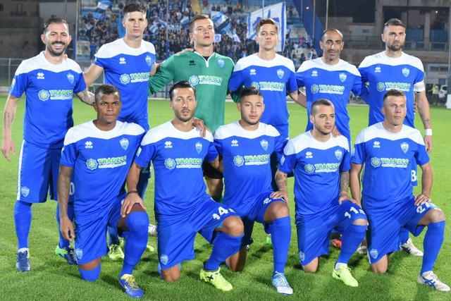 L'undici biancoazzurro contro il Lecce, foto: Emanuele Taccardi