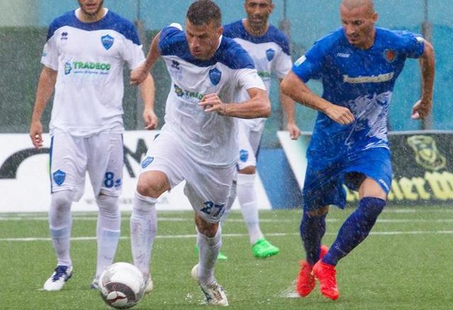 Il centrocampista Giacomo Casoli, foto: Simona Amato