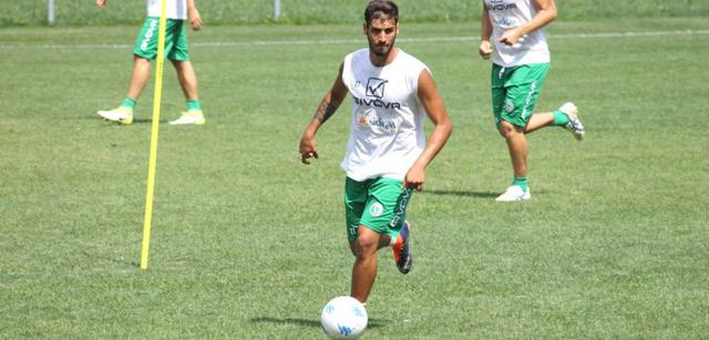 Il centrocampista Duilio Evangelista, foto: Fonte Web