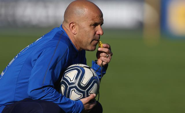 Il ct Luigi Di Biagio, foto: Figc.it