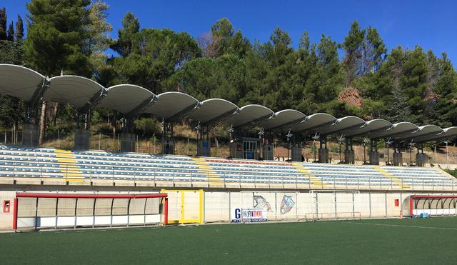 Lo stadio Tonino Curcio, foto: Fonte Web
