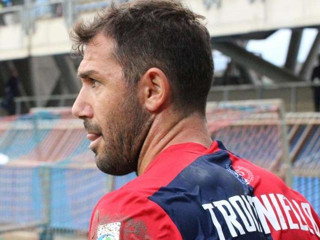 L'attaccante Gennaro Troianiello, foto: Fonte Web