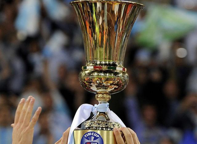 Il trofeo della Tim Cup, foto: Fonte Wev