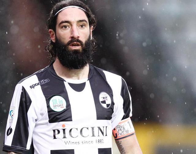 L'attaccante Alessandro Marotta, foto: Fonte Web
