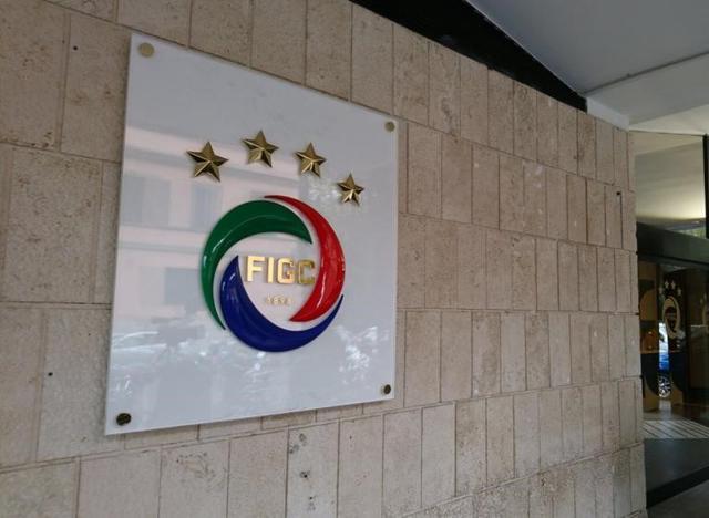 L'entrata della sede della Figc, foto: Fonte Web
