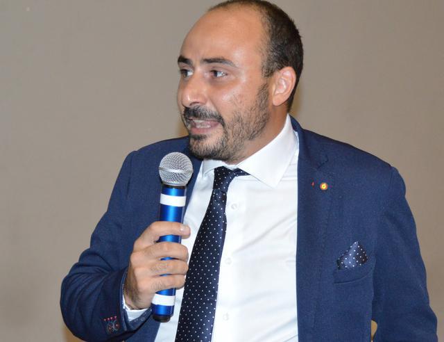 Il direttore generale Claudio Gaudiano, foto: Federico Longo