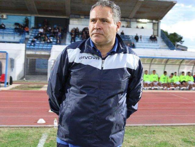 Il tecnico Eduardo Imbimbo, foto: Emanuele Mastrodomenico