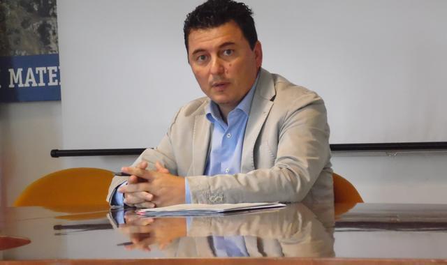 L'assessore allo sport Giuseppe Tragni, foto: Fonte Web