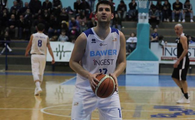Il giocatore Enzo Cena, foto: Roberto Linzalone