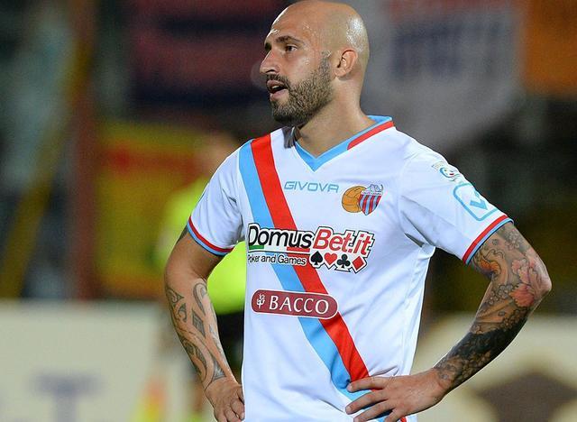 L'attaccante Francesco Ripa, foto: Fonte Web