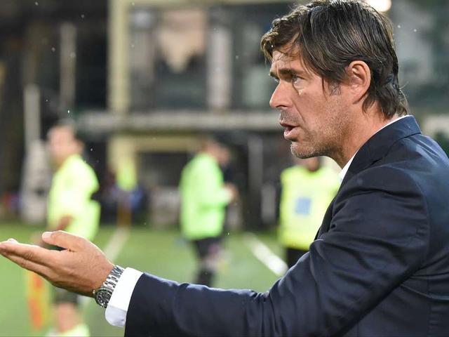 L'allenatore Andrea Sottil, foto: Fonte Web