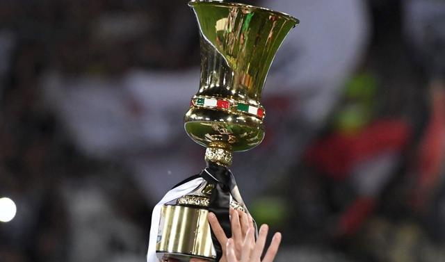 Il trofeo della Coppa Italia, foto: Fonte Web