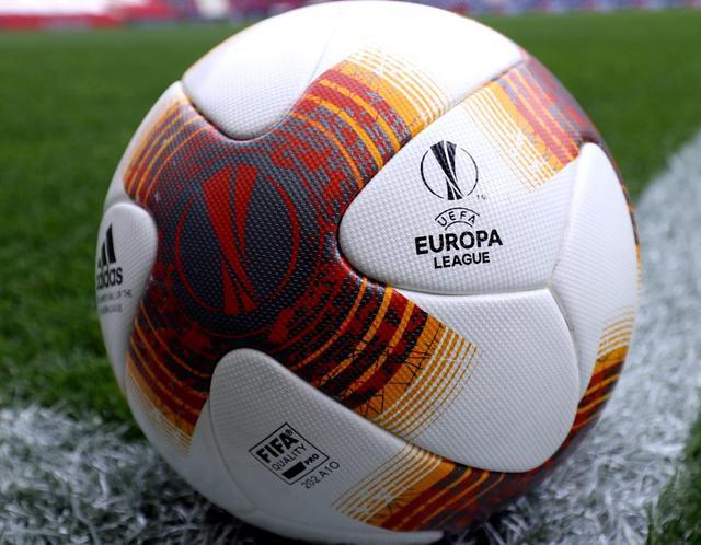 Il pallone dell'Europa League, foto: Uefa.com