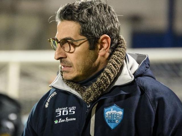 Il tecnico Pasquale Padalino, foto: Emanuele Taccardi