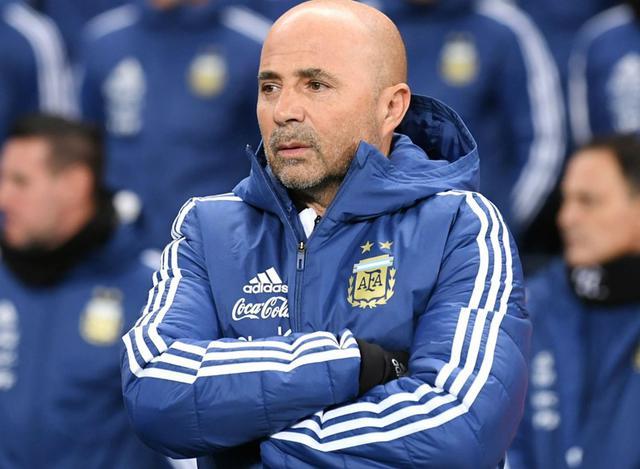Il tecnico Jorge Sampaoli, foto: Fonte Web