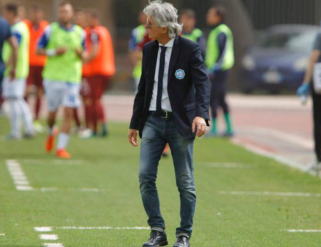 L'allenatore Aldo Papagni, foto: Fonte Web