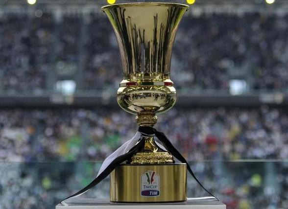 Il trofeo della Coppa Italia, foto Fonte Web