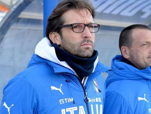 L'allenatore Federico Guidi, foto: Fonte Web