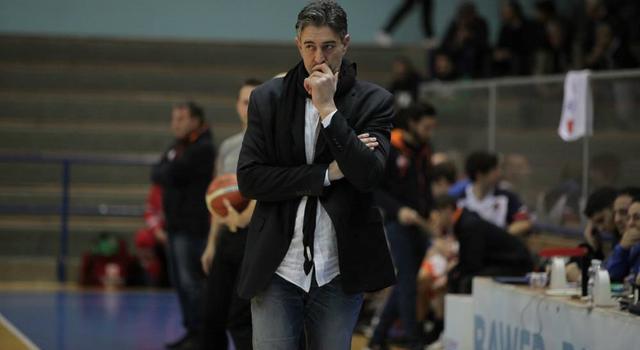 Il ds Cristiano Grappasonni dell'Olimpia Matera, foto: Roberto Linzalone