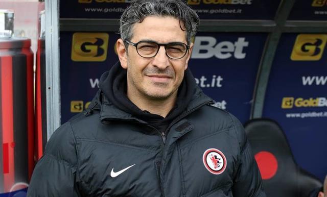 Il tecnico Pasquale Padalino, foto: Fonte Web