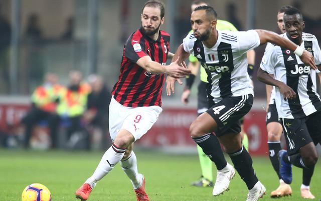Una fase di Milan-Juventus, foto: AcMilan.com