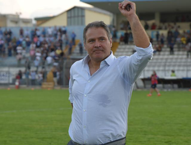 Il tecnico Eduardo Imbimbo, foto: Emanuele Taccardi