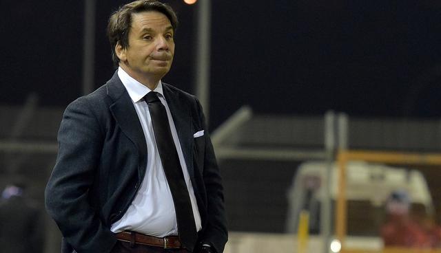 Il tecnico Eziolino Capuano, FOTO: GIANLUCA VANNICELLI-RIETICALCIO.IT