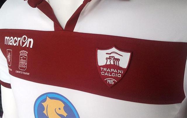 Il logo del Trapani, FOTO: FONTE WEB