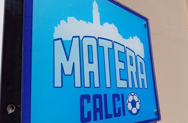 L'entrata della sede del Matera Calcio, foto: TuttoMatera.com