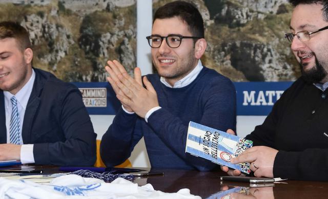 L'ex assessore allo sport Massimiliano Amenta, foto: Emanuele Taccardi