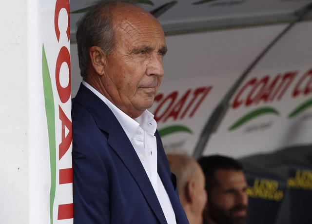 Il tecnico Gian Piero Ventura, foto: Fonte Web