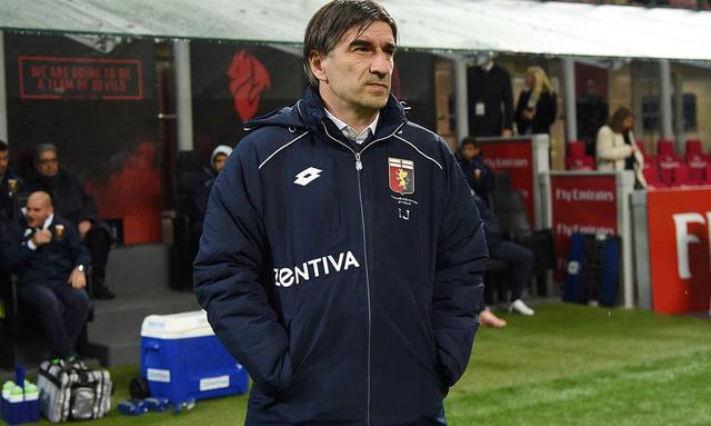 Il tecnico Ivan Juric, foto: Fonte Web