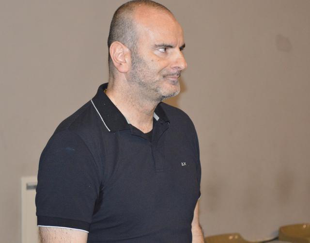 Il presidente Nicola Andrisani, foto: Federico Longo