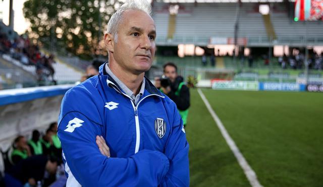 Il tecnico Massimo Drago, foto: Fonte Web