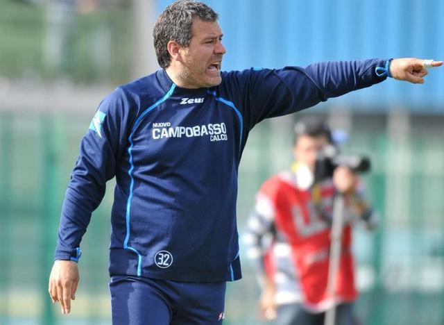 Il neo allenatore Eduardo Imbimbo, foto: Fonte Web