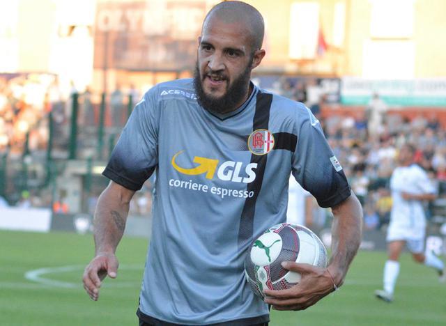 L'attaccante Pablo Gonzalez, foto: Fonte Web