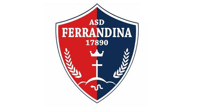 Il logo del Ferrandina, FOTO: FONTE WEB