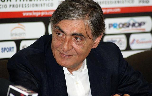 L'imprenditore Pasquale Casillo ai tempi di Foggia, foto: TuttoMercatoWeb.com