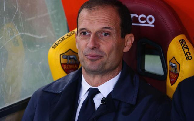 Il tecnico Massimiliano Allegri, foto: Fonte Web