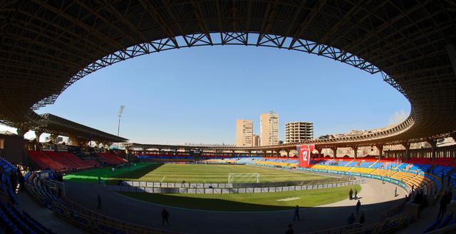 Lo stadio di questa sera, FOTO: FONTE WEB