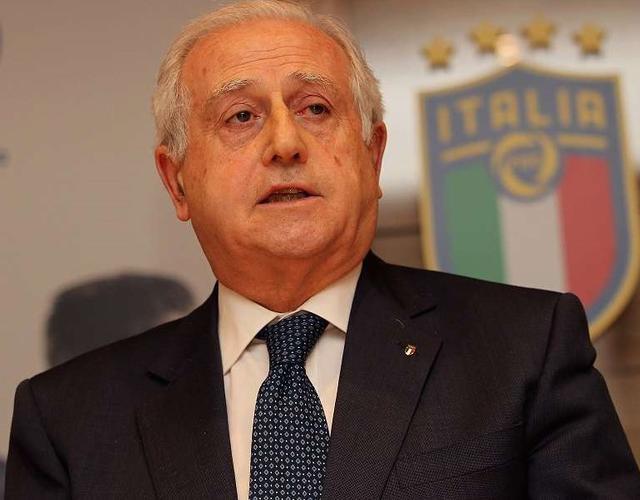 Il commissario della Figc Roberto Fabbricini, foto: Fonte Web