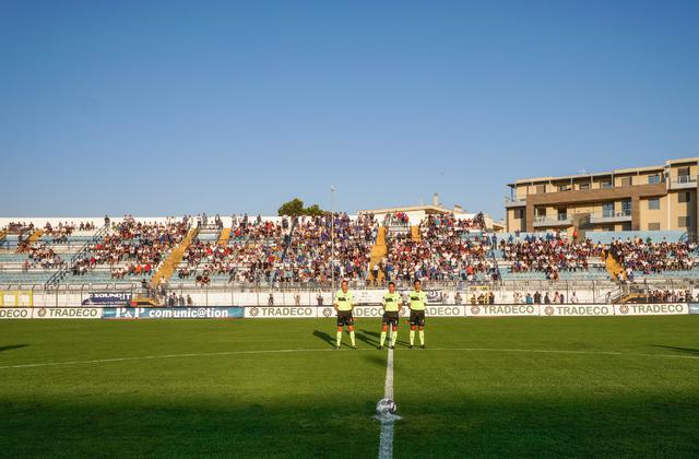 Lo stadio XXI Settembre, foto: Emanuele Taccardi