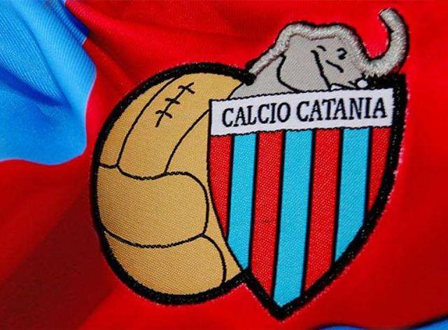 Il logo del Catania Calcio, foto: Fonte Web
