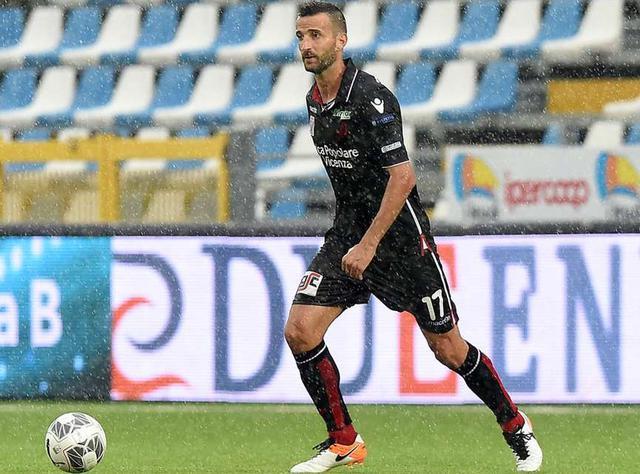 Il difensore Andrea Esposito, foto: Fonte Web