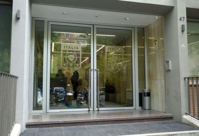 L'entrata del Tribunale Nazionale Federale, foto: Fonte Web