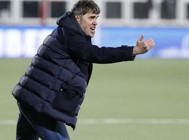 L'allenatore Alessandro Calori, foto: Fonte Web