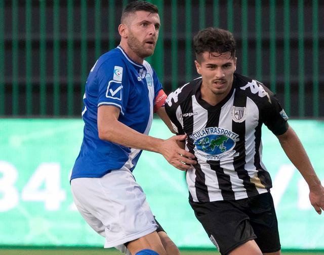 Il difensore Mariano Stendardo, foto: Cristian Costantino