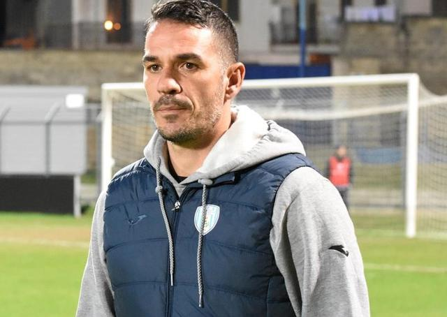 L'allenatore Gaetano D'Agostino, foto: Sandro Veglia